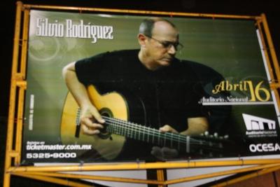 Concierto de Silvio Rodríguez