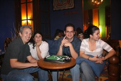 guivaloz, Rosy, jga y Sofía