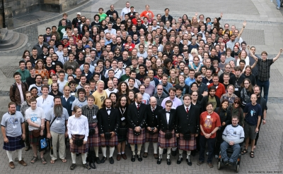 DebConf7 group photo