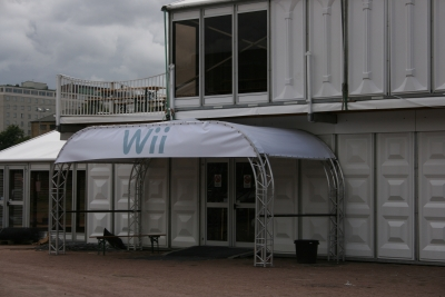 Wii house