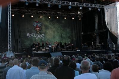 Pori Jazz festival 2007