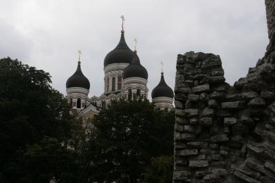 Catedral Alexander Nevski, Tallín