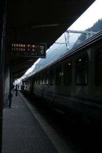 Rumbo a Brixen