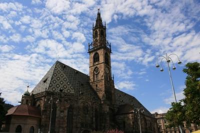 La catedral de Bozen
