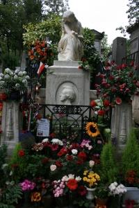 Tumba de Frédéric Chopin